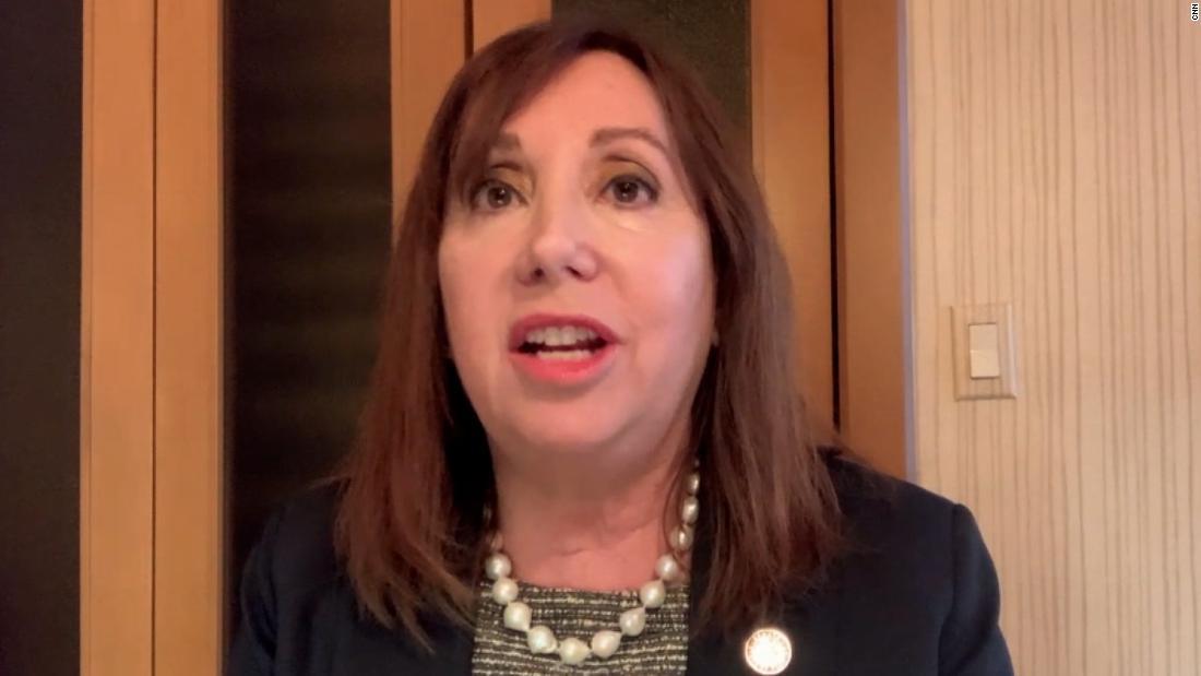 Florida lawmaker has a plan to address 'Covid slide' - CNN Video