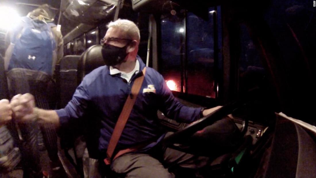 Why this principal is driving a school bus - CNN Video
