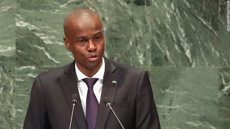 Haitian opposition picks interim leader as row over President's term limit intensifies