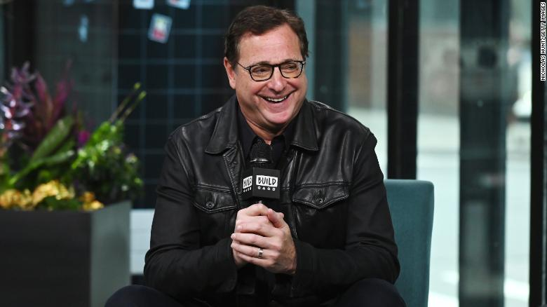 Bob Saget is still friends with his former TV daughters