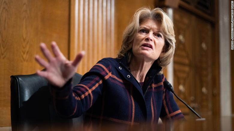 Trump says he'll campaign against Murkowski in Alaska next year
