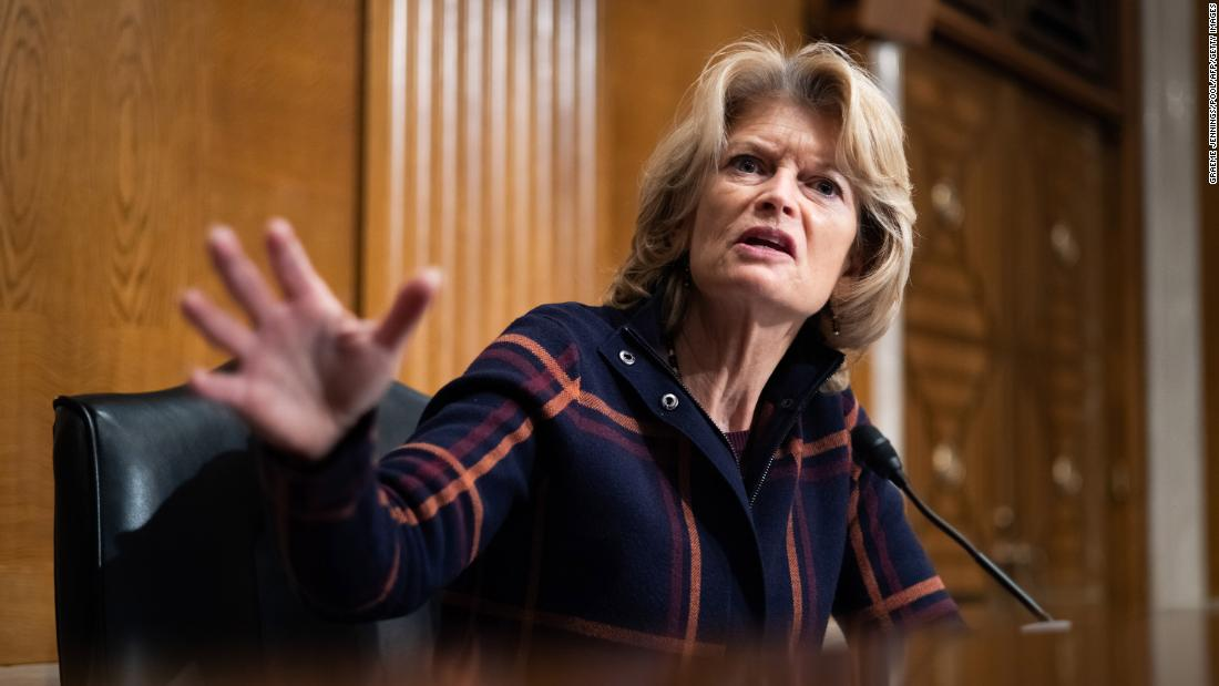 Analysis: Lisa Murkowski just reminded us of how politics used to be normal