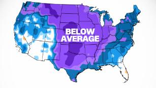The coldest air in years is hitting parts of the US