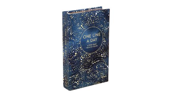 Celestial One Line per day 5-year diary