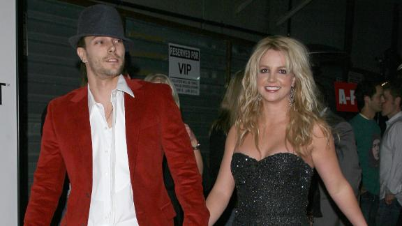Spears married dancer Kevin Federline in 2004. They had two sons together before divorcing in 2007.