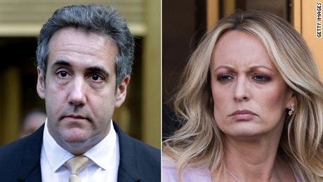 Michael Cohen apologizes to Stormy Daniels for causing 'needless pain'
