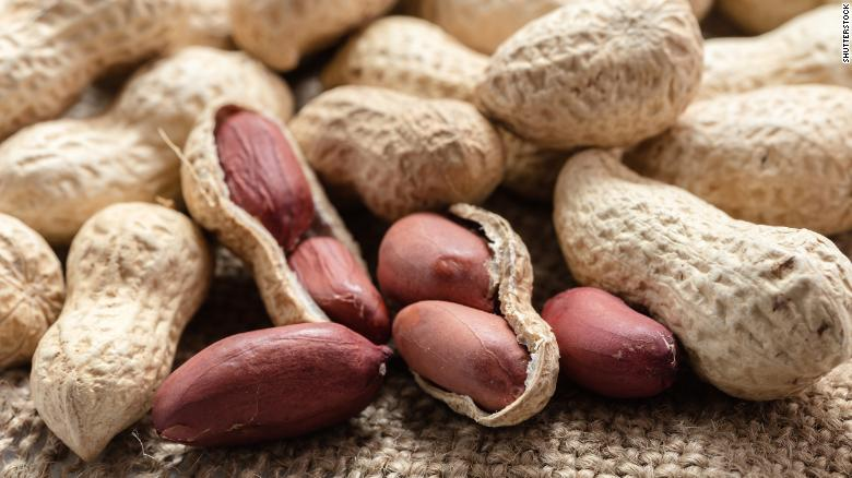 Peanut allergies affect over 4.6 million adults in the US, study finds