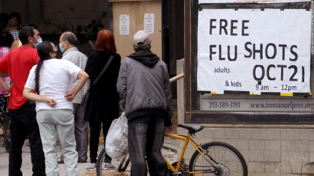 There's hardly any flu this year. Coronavirus restrictions may be responsible - CNN