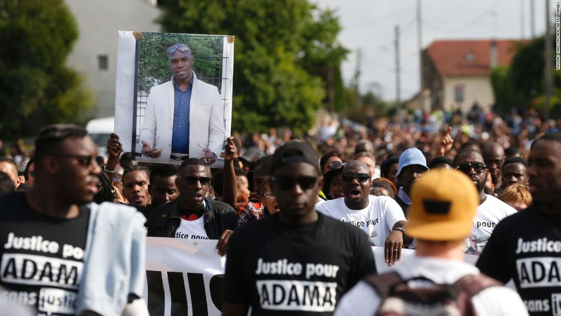 New medical report may shed light on Adama Traoré's death in police custody