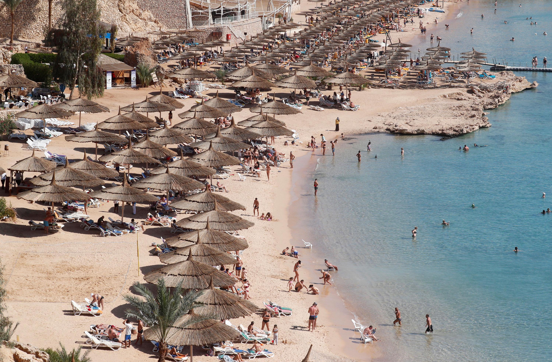 Egypt Says Concrete Wall Will Protect Resort Of Sharm El Sheikh Cnn Travel