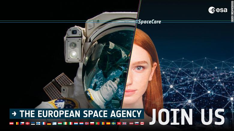 Want to be an astronaut? The European Space Agency is hiring for the first time in 11 years