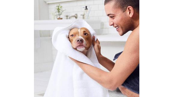 Brooklinen Super-Plush Bath Towels, Set of 2