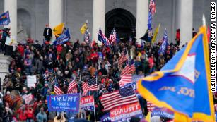 Alleged Oath Keeper charged in Capitol riot says he once worked for FBI and holds security clearance
