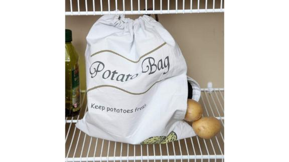 Imperius Potato Bag and Onion Bag, 2-Pack