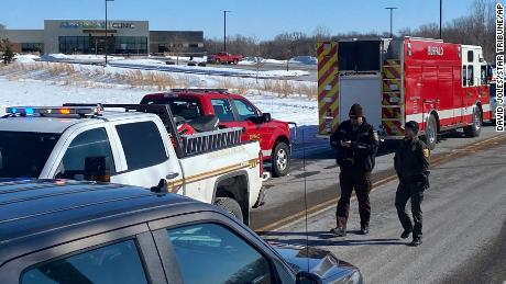 One dead and four wounded in shooting at Minnesota health care clinic
