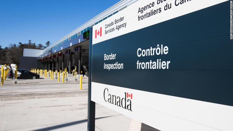 Canada could let fully vaccinated US citizens enter the country by next month