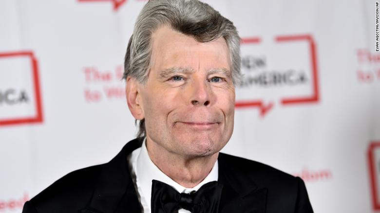 Stephen King to donate $6,500 to elementary students in Maine so they can publish their own books