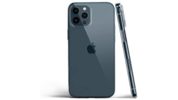 Totallee Thin iPhone Case for iPhone 12 & 12 Pro