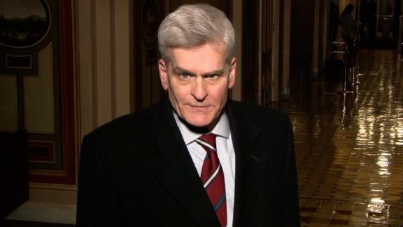 Sen. Bill Cassidy 0209