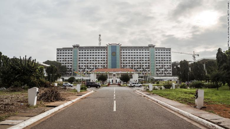 Ghana shuts down parliament temporarily over Covid-19 outbreak