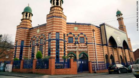 The Makkah mosque in Leeds, northern England, is one of scores making vaccine information part of their Friday sermons.