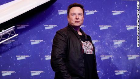 Elon Musk made $25 billion Tuesday