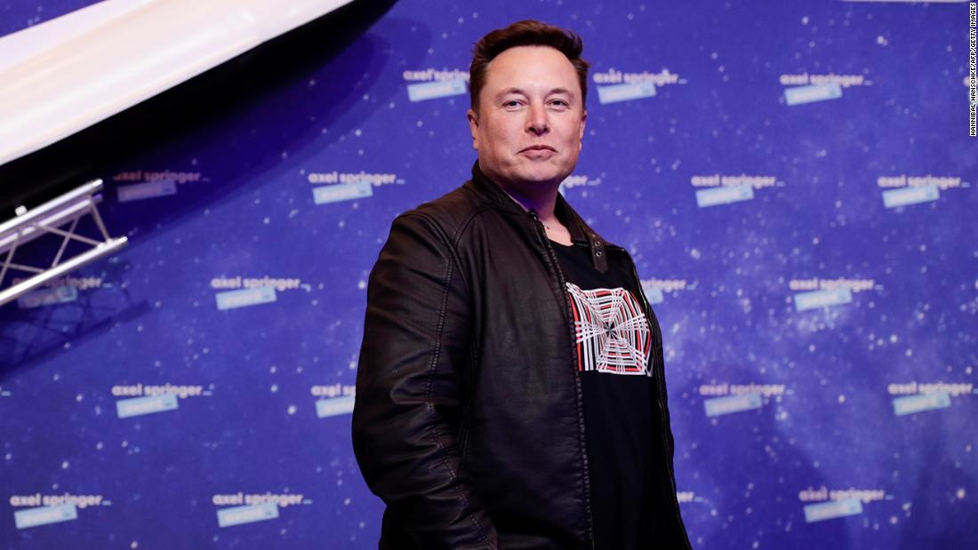 Elon Musk made $25 billion Tuesday - CNN