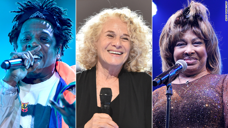 Rock & Roll Hall of Fame 2021 nominees announced