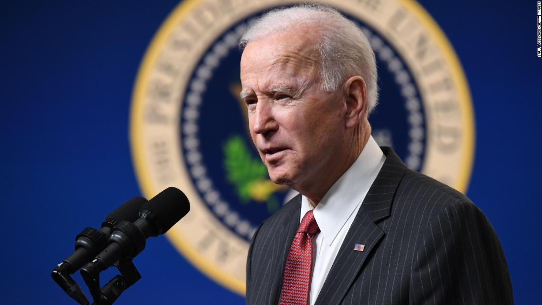 Biden announces US will sanction Myanmar's military leaders following coup – CNN