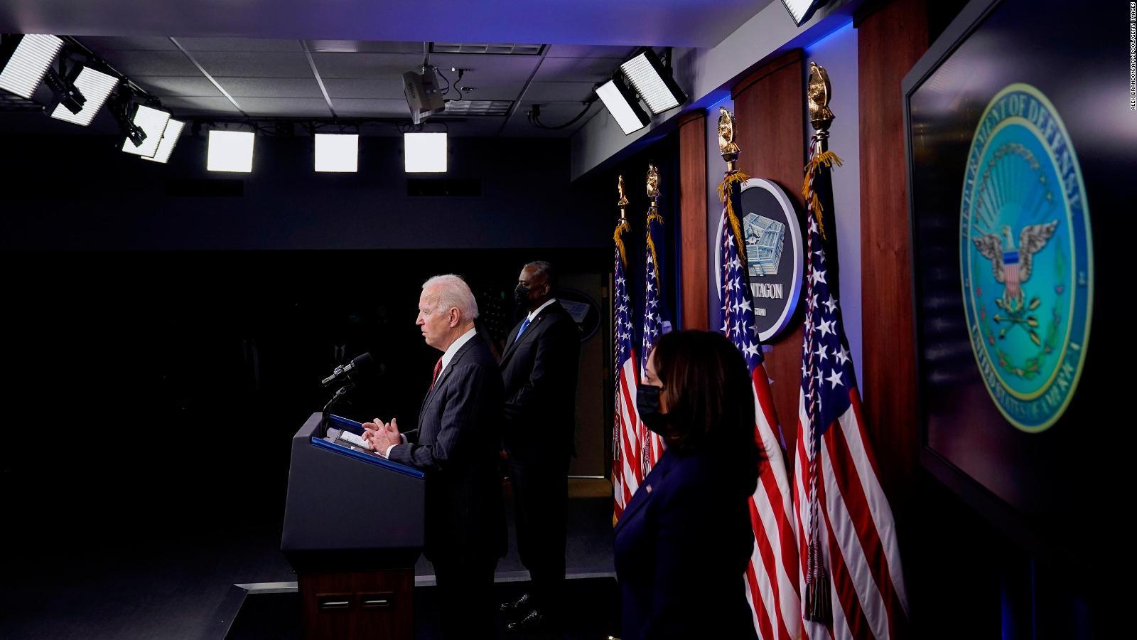 Biden-Regierung erwägt sechsmonatige Verlängerung für US-Truppen in Afghanistan