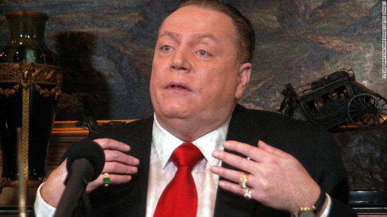 """<a href=""""https://www.cnn.com/2021/02/10/media/larry-flynt-obituary/index.html"""" target=""""_blank"""">Larry Flynt,</a> the Hustler magazine founder and outspoken First Amendment activist who built an adult entertainment empire, died on February 10, his nephew, Jimmy Flynt Jr., told CNN. He was 78."""
