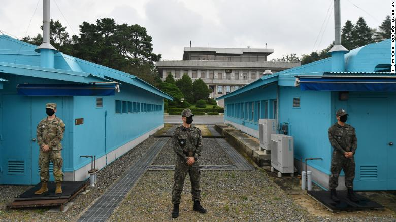 US and South Korea reach agreement on cost sharing for American troops