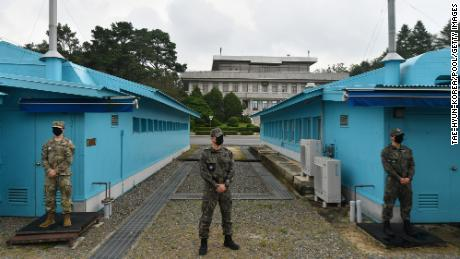 US and South Korea nearing agreement on cost sharing for American troops