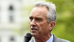Robert F. Kennedy Jr. has been banned from Instagram