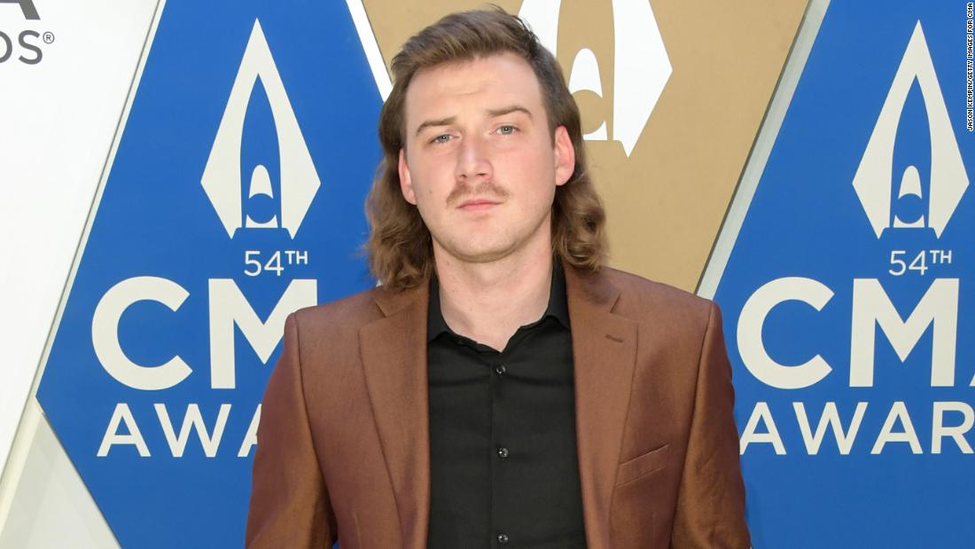 Morgan Wallen says he's working on himself after racial slur controversy