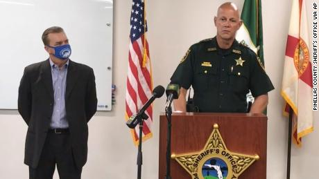 Pinellas County Sheriff Bob Gualtieri addresses the hack to the Oldsmar, Florida's water facility's control systems through remote access software.