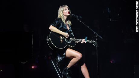 Why Taylor Swift is rerecording her songs