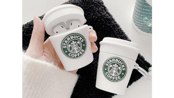 Coffee cup Starbucks Airpods Case