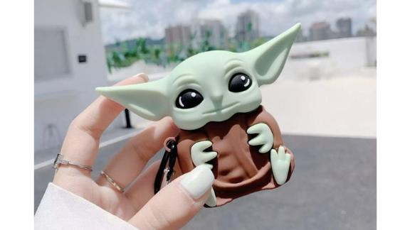 Baby Yoda AirPods Cases