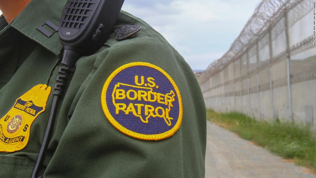 US Border Patrol has encountered 32 large groups along the US-Mexico border since October