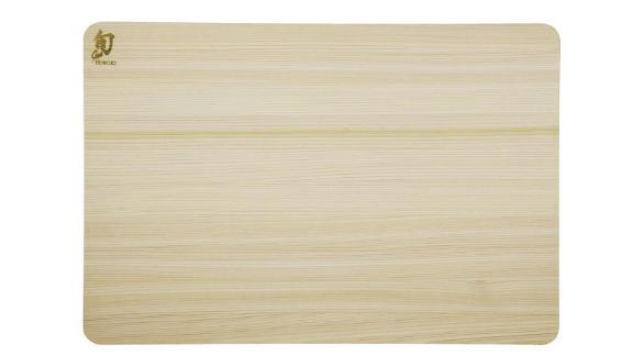 Shun Hinoki Cutting Board