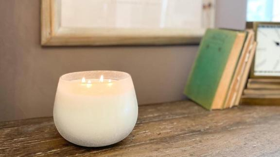 Casaluna Glass Jar 4-Wick Clarity Candle