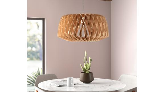 Beatty 1-Light Single Geometric Pendant