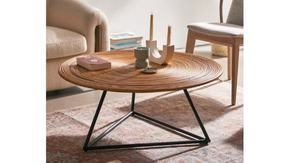 Nina Rattan Coffee Table