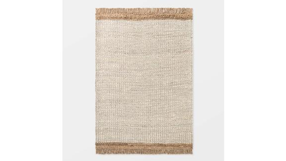 Threshold Designed by Studio McGee Honeyville Jute/Wool Natural Rug