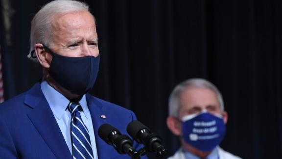 Image for Biden declares there will be enough vaccines for 300 million Americans by end of July