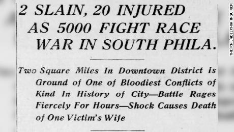 White violence and Black protests during the 1918 flu have a lesson for today