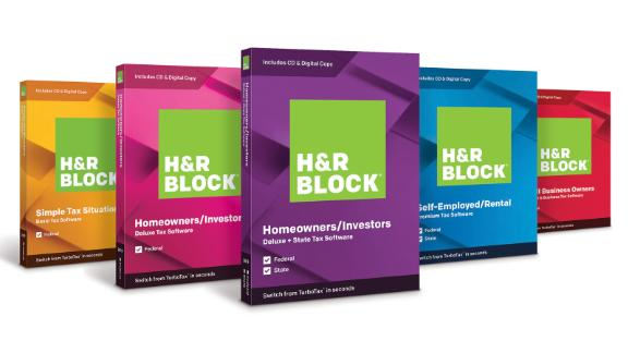 If your taxes are simple, use H&R Block