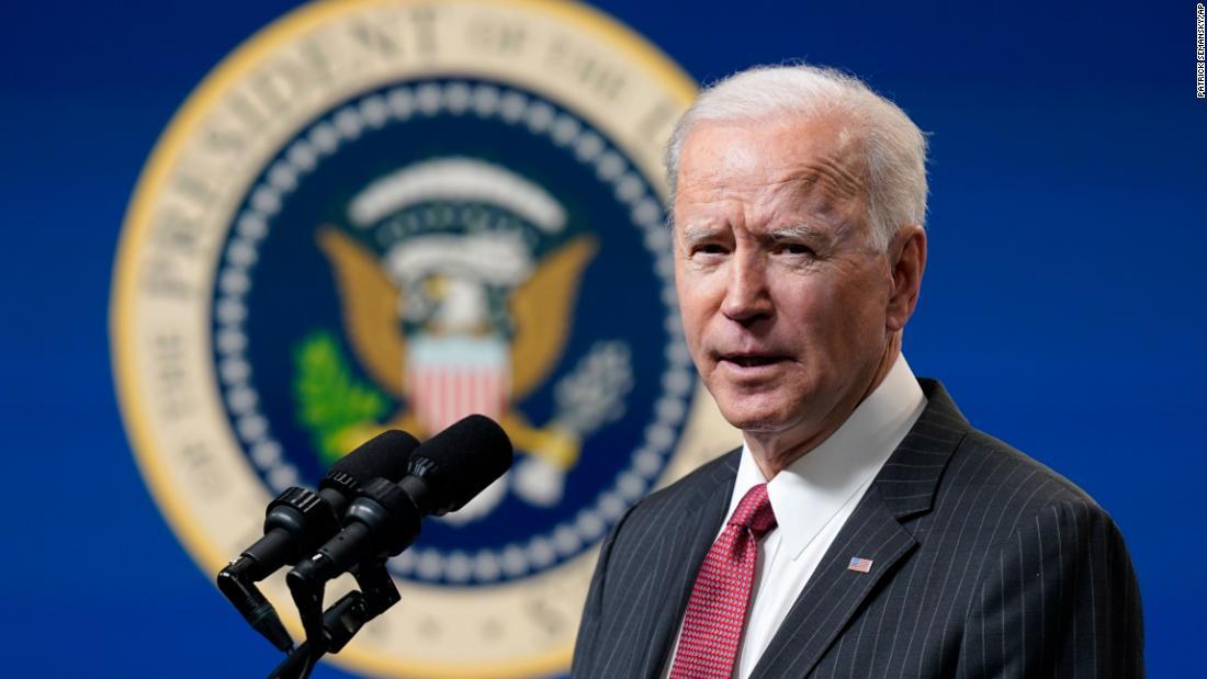 February 16, 2021 Joe Biden town hall