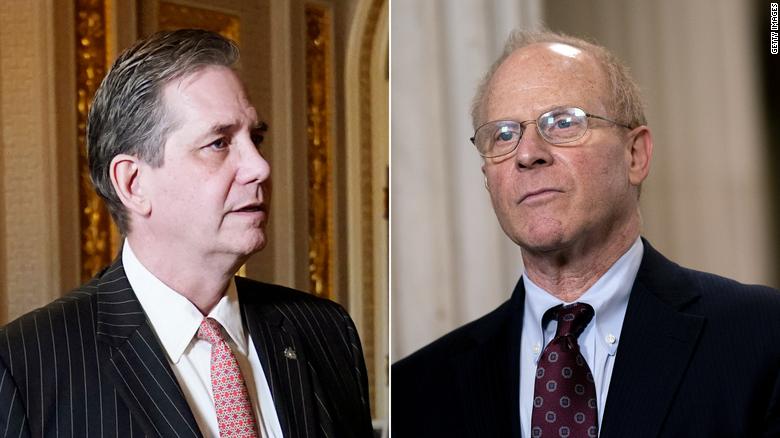 Trump's lawyers strike back at Democrats